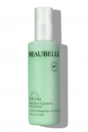 New Self Foaming Face Wash